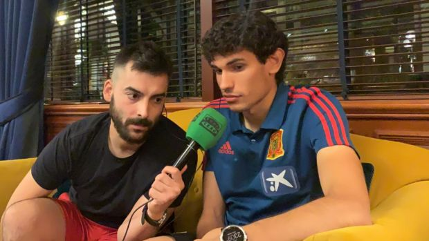 """Vallejo: """"La próxima temporada quiero estar en el Real Madrid"""""""