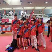 Los representantes del Club Shotokan Carrús regresaron con seis medallas del Trofeo Christi de Toledo.