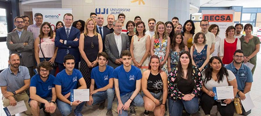 El Programa de Visitas a la UJI bate récords con 3.748 asistentes en el curso 2018-2019