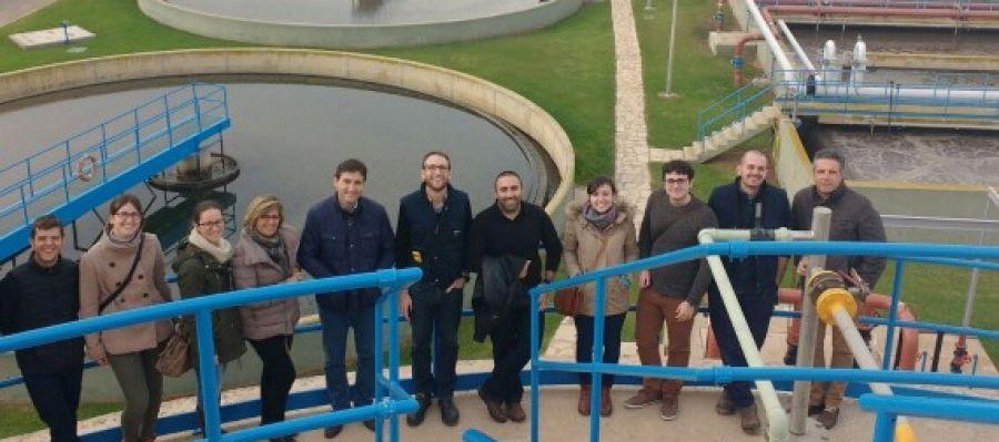 Alumnado de las universidades de Castilla-La Mancha, Castelló y Girona ganan los III Premios Cátedra FACSA de Innovación en el Ciclo Integral del agua de la UJI