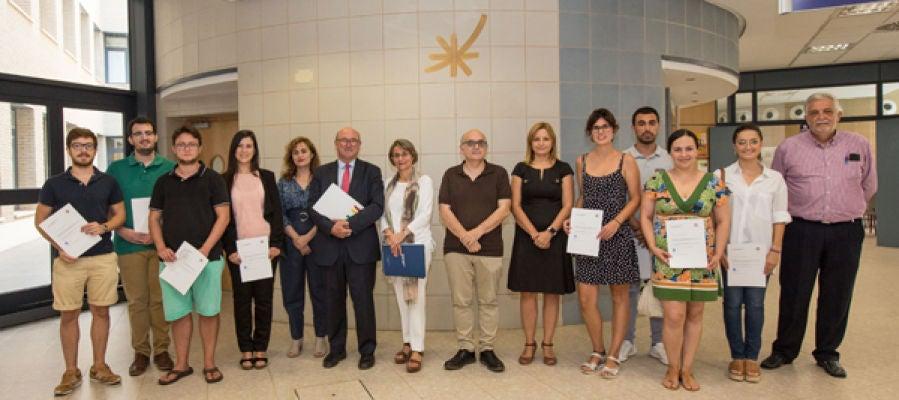 La Fundación Balaguer-Gonel Hermanos destina 15.000 euros a una nueva convocatoria de ayudas de matrícula de posgrado en la UJI