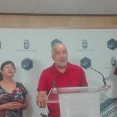 Silvestre del Río, presidente provincial de la Asociación de Amigos del Pueblo Saharaui