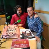 Javier Seisdedos y Oscar Martínez García