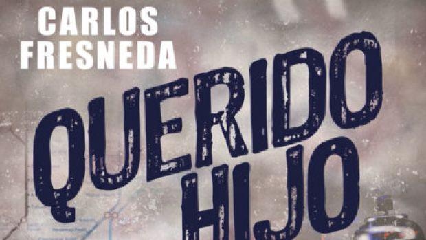 """Carlos Fresneda, autor de 'Querido hijo': """"Exteriorizar el dolor ha sido básico para sobrellevar la muerte de mi hijo"""""""