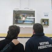 La televisión de la prisión de Alhaurín de la Torre