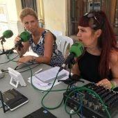 La alcaldesa de Castellón, Amparo Marco, hoy en Castellón en la onda
