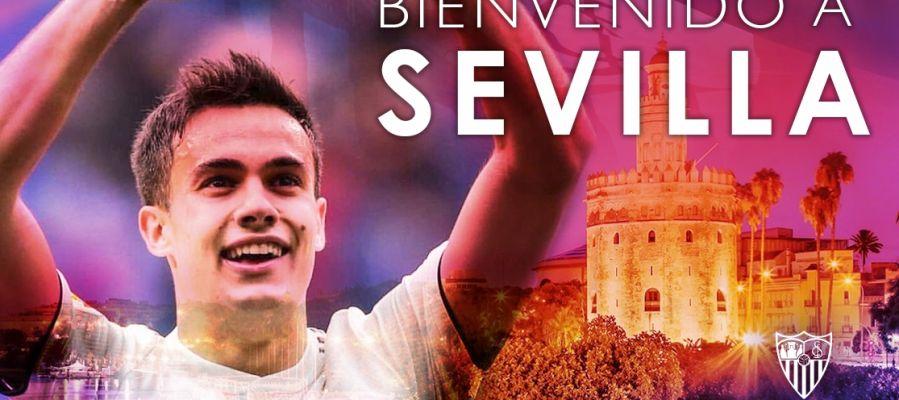 Reguilón, nuevo jugador del Sevilla