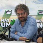 Sergio del Molino y Edu Galán