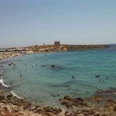 Isla de Tabarca (Alicante).