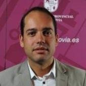 Samuel Alonso, alcalde del Real Sitio