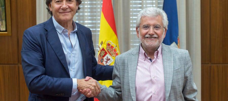 Jose Ramón Lete e Rosendo Fernandez