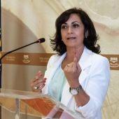 Concha Andreu, candidata socialista para La Rioja