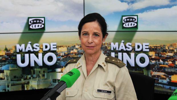 """Patricia Ortega, sobre las palabras de Carmen Calvo: """"El feminismo es de todos, es parte de los Derechos Humanos"""""""