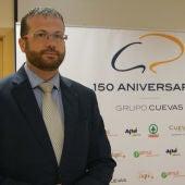 Artur Yuste, Director general de Grupo Cuevas