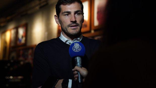 Casillas formará parte del staff directivo del Oporto mientras se recupera