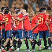 La Selección Española Sub-19 se clasifica para la final del Europeo