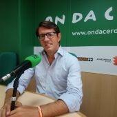 El ilicitano Juan de Dios Navarro, nuevo diputado de contratación
