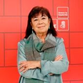 Cristina Narbona en el PSOE