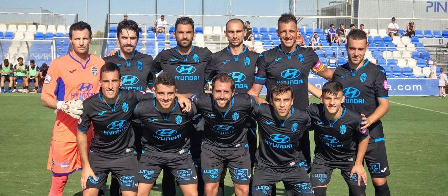 Pretemporada Atlético Baleares