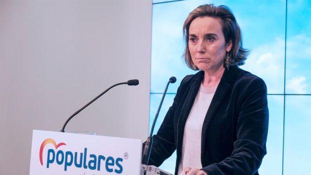 """Gamarra sobre las declaraciones de Iceta: """"El PSOE está dispuesto a romper el modelo constitucional"""""""