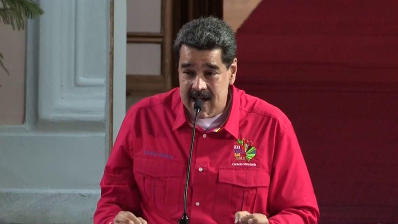Maduro confirma que ha contactado con el Gobierno de Estados Unidos