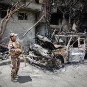 Atentado en Kabul (Afganistán)