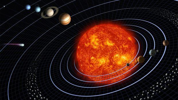 Aparici en Órbita: ¿Dónde están el Sol y la Tierra dentro de la Vía Láctea?