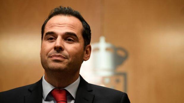 """Ignacio Aguado: """"De Vox espero que no bloqueen y que jueguen con lealtad al Gobierno"""""""