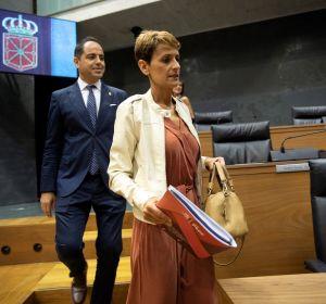La socialista María Chivite
