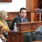 El concejal del PSOE en Telde, Alejandro Ramos