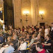 La Caravana Blanca congrega a cientos de personas de la Catedral de Ciudad Real