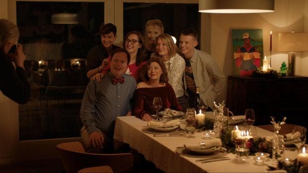 Fotograma de la película 'Blackbird', con Susan Sarandon y Kate Winslet