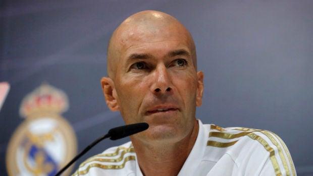 """Zidane: """"No me imagino un Real Madrid sin Keylor Navas, no contemplo su salida"""""""