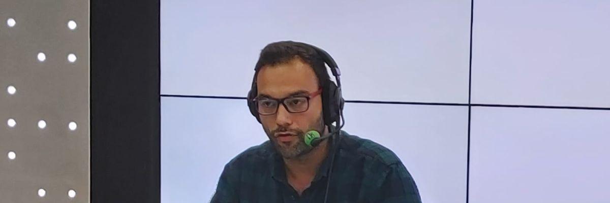 """Antonio Esteva comienza su nueva etapa en Radioestadio: """"En la vida no hay nada escrito..."""""""