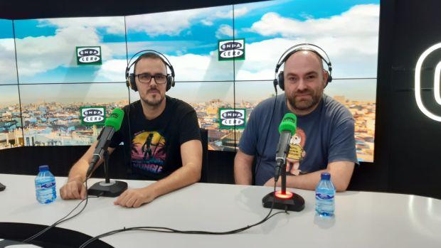 Diego Arjona y Chivi nos presentan el show 'No soy borde, es que tú eres gilipollas'