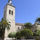 Esta mañana se ha oficiado el funeral de Teresa Espinosa en la Iglesia de San Pedro.