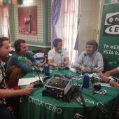 Aires de Feria con los hermanos Ortigosa