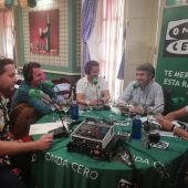 Entrevista a los hermanos Ortigosa