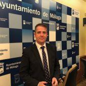 El concejal de economía y hacienda, Carlos conde