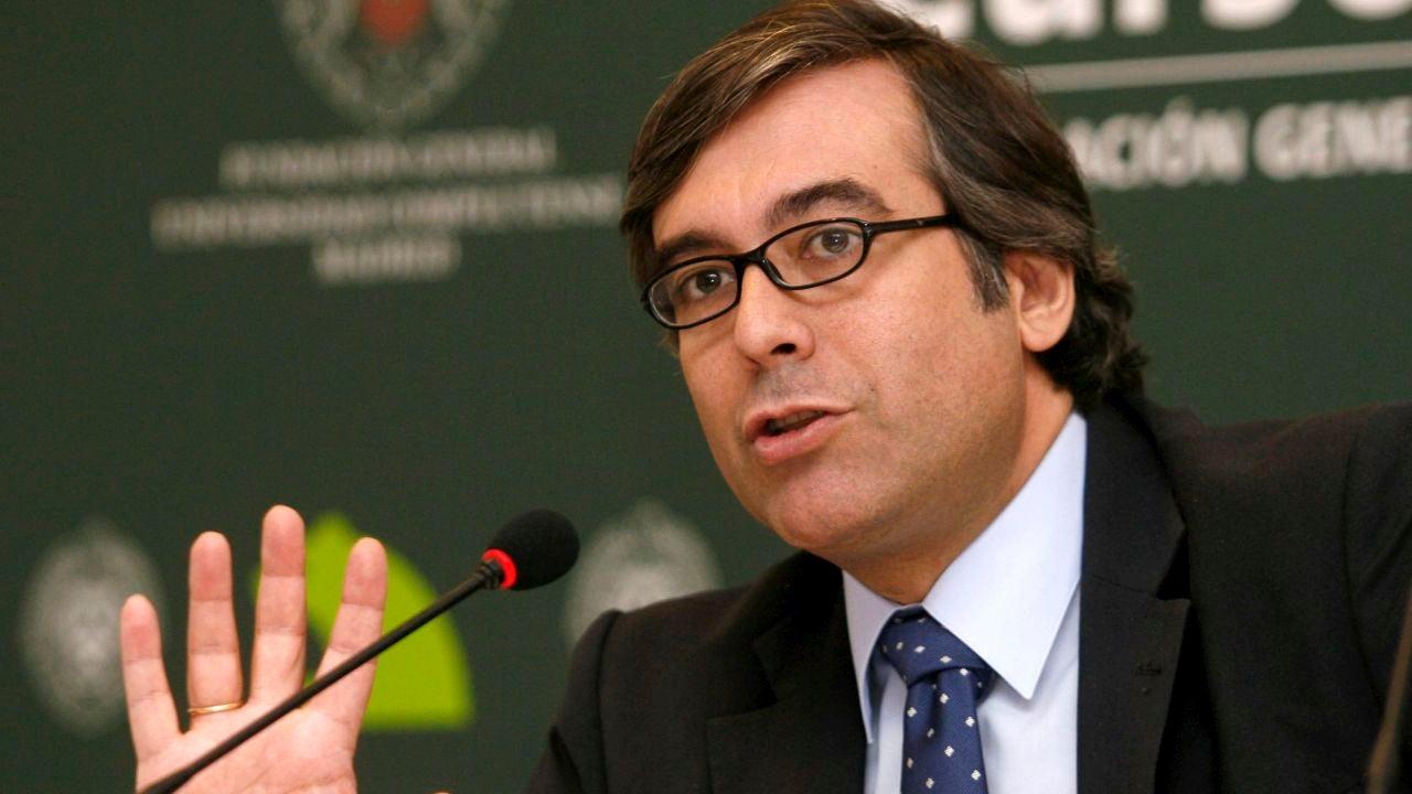 Enrique López, Consejero De Justicia De La Comunidad De
