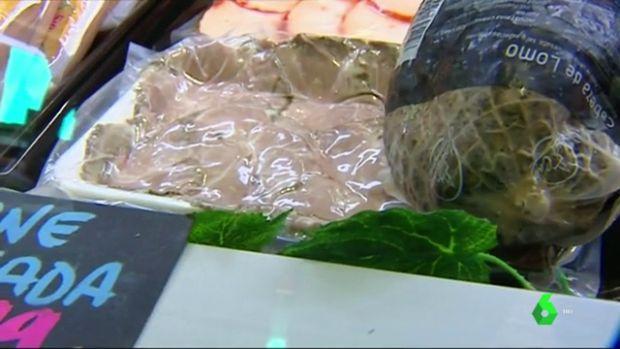 Carne mechada infectada con listeria