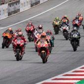 Salida MotoGP