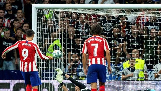 """David Soria: """"He hecho un buen partido, pero es agridulce por la derrota"""""""