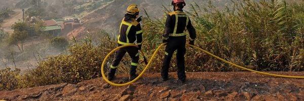 El incendio de Gran Canaria  está en fase de estabilización y los evacuados regresan a sus casas