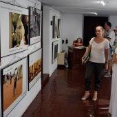 Exposición sobre la trata de personas
