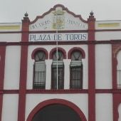 Fachada de la Plaza de Toros de Ciudad Real
