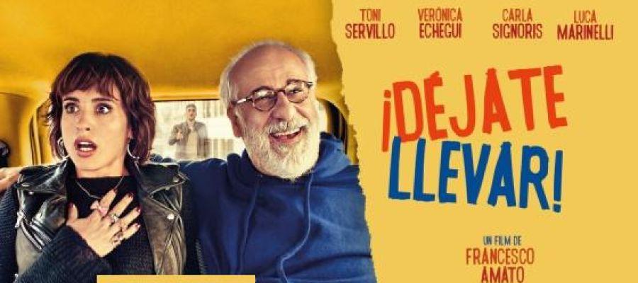 Cartel del programa 'Cinema al Carrer'.