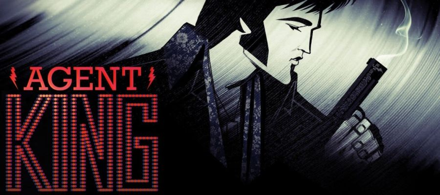 Netflix prepara una serie sobre la vida como espía de Elvis PResley