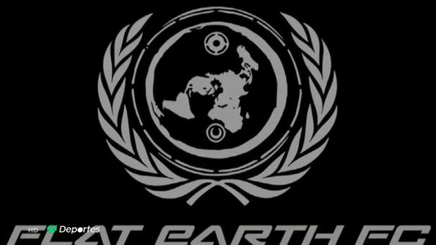 Flat Earth FC, el club de Tercera División que defiende que la Tierra es plana