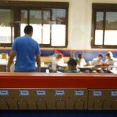 Niños en un aula del colegio